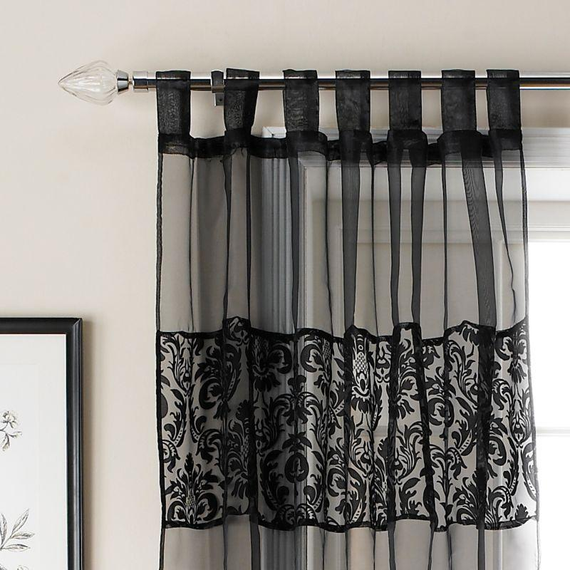 See Through Curtains category: curtains - homestyle weekly